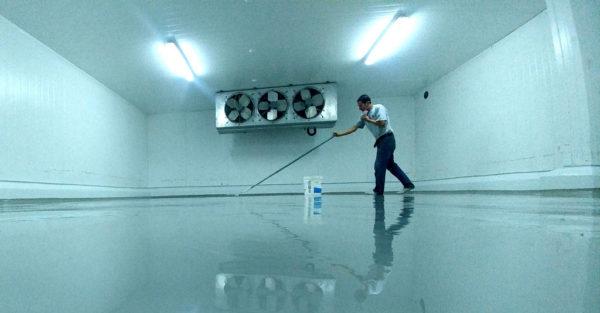 Sistemas de protección en pisos industriales