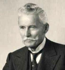 Kaspar Winkler - Fundador de SIKA